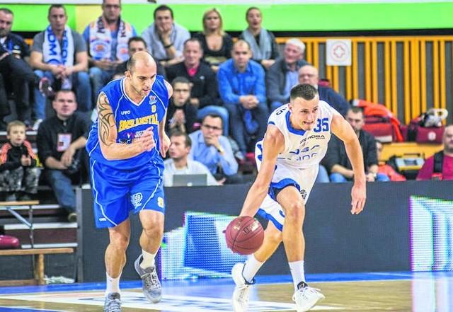 Damian Jeszke zagrał bardzo dobry mecz ze Stalą Ostrów Wielkopolski.