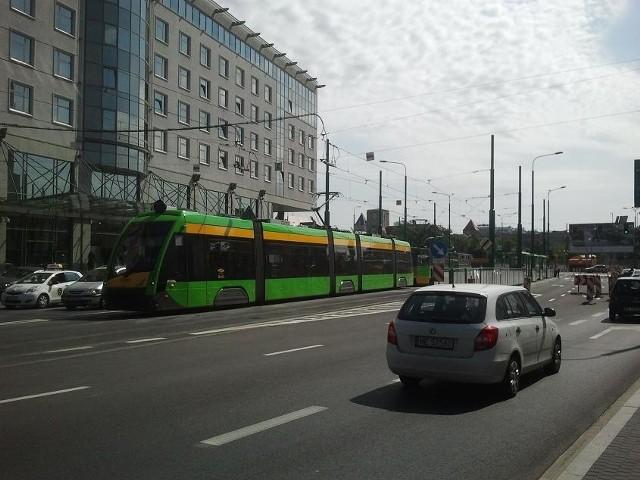 Awaria na Grunwaldzkiej/Drzewieckiego zatrzymała tramwaje