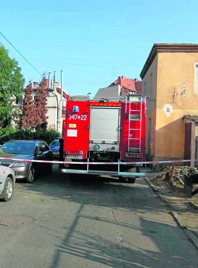Wszystko zaczęło się od wybuchu w mieszkaniu przy Cieplickiej
