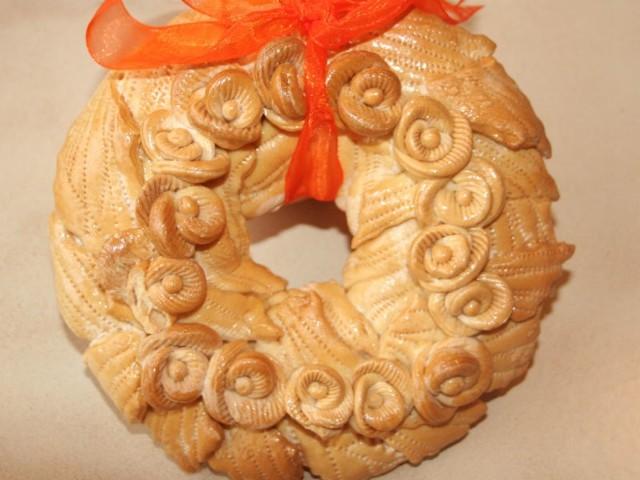 Powitanie chlebem ma zapewnić dobrobyt młodej parze.