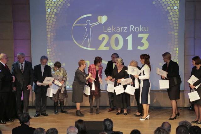 Na uroczystej  gali  w Krakowie  spotkali się tegoroczni laureaci  oraz ci, którzy otrzymali  tytuł  najlepszego lekarza w poprzednich plebiscytach. W ciągu  dziesięciu lat przyznaliśmy 98 tytułów