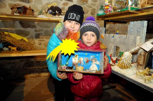 Najpiękniejsze szopki bożonarodzeniowe z konkursu w Sieprawiu