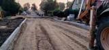 Skwierzyna. Rozpoczęły się roboty drogowe związane z wykonaniem II etapu przebudowy ulicy Międzyrzeckiej oraz ulicy Pola Międzyrzeckie