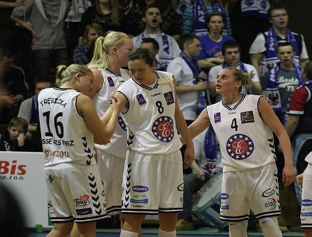 Polki od zawsze stanowiły o sile KSSSE AZS PWSZ. W ostatnim sezonie Claudia Trębicka, Izabela Piekarska, Justyna Żurowska i Katarzyna Dźwigalska (od lewej) zdobyły dla Gorzowa brązowy medal. Co teraz?