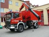 Straż pożarna w Świebodzinie dostała kolejne auto