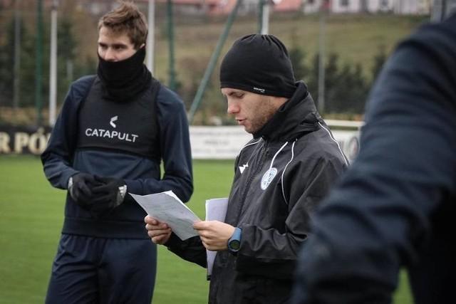 Dawid Szulczek, trener Wigier