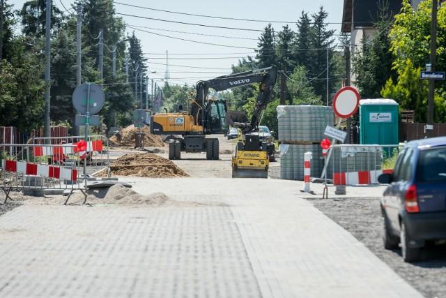 Ażurowa ulica na Jachcicach w Bydgoszczy nie wszystkim się podoba - zdjęcia.