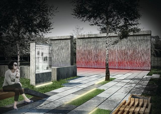 Tak według planów z 2018 roku miało wyglądać mauzoleum w Grabówce Ważne dla społeczności regionuHistorycy uważają Grabówkę za miejsce największej na Ziemi Białostockiej zbrodni hitlerowskiej. Żandarmi i esesmani rozstrzelali tam ok. 16 tys. osób – Polaków, Białorusinów, Żydów i jeńców sowieckich. Ostatnie egzekucje odbyły się w czerwcu 1944 roku. Po wojnie, podczas prac ekshumacyjnych, odkryto w Grabówce 17 zbiorowych mogił, tworzących trzy odrębne cmentarze. Wśród ofiar tamtejszych zbrodni rozpoznano też żołnierzy AK, prawdopodobnie zamordowanych już po wojnie przez komunistyczną bezpiekę.W Grabówce każdego roku w połowie czerwca mieszkańcy Białegostoku i regionu obchodzą rocznicę masowych mordów popełnionych przez hitlerowców w latach 1941-44. Miejsce to licznie odwiedzają grupy szkolne, patriotyczne i turystyczne z różnych rejonów Polski.