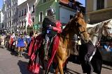 W Toruniu stoczyli bitwę o krzyżacki zamek [zdjęcia]