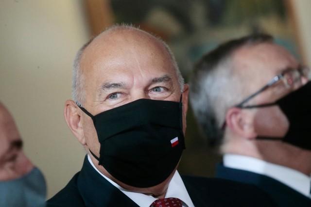 - Fundusz dobrze ocenia rządowe działania antykryzysowe- skomentował minister finansów, funduszy i polityki regionalnej Tadeusz Kościński.