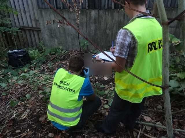 Dzieci znalazły zwłoki w Zabrzu