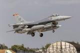 F16 z Polski i USA ćwiczą w bazie w Łasku. Rotacyjny kontyngent znów w Polsce ZDJĘCIA