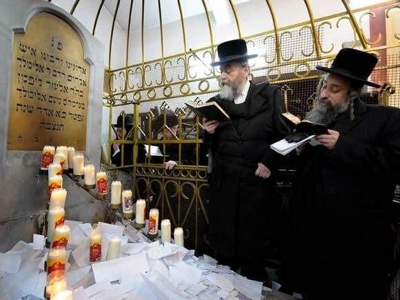 Leżajsk to ważne miejsce dla ortodoksyjnych Żydów.