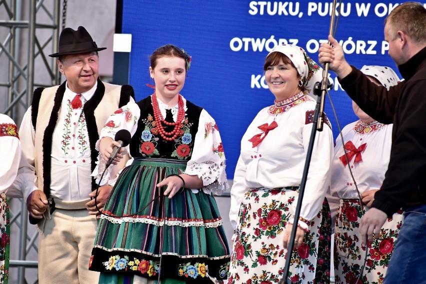 Tegoroczny Międzynarodowy Festiwal Folkloru Oblicza Tradycji...