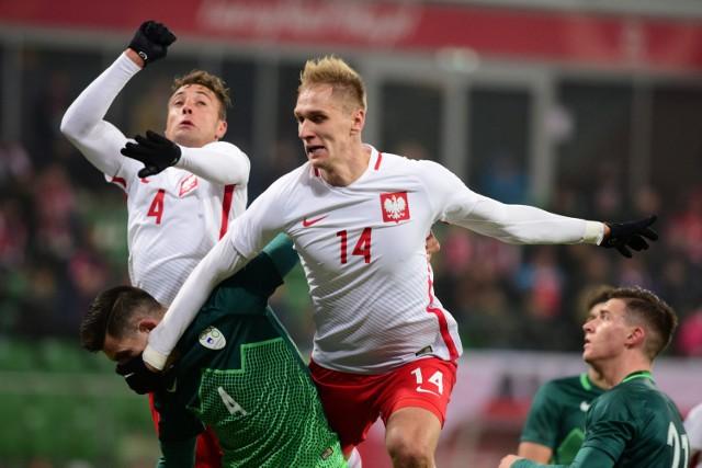 Teodorczyk imponuje nie tylko w klubie. Strzelił również gola w listopadowym meczu ze Słowenią