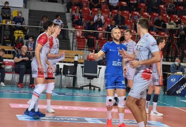 Siatkarze Grupy Azoty ZAKSA Kędzierzyn-Koźle nie stracili jeszcze w tym sezonie choćby punktu.