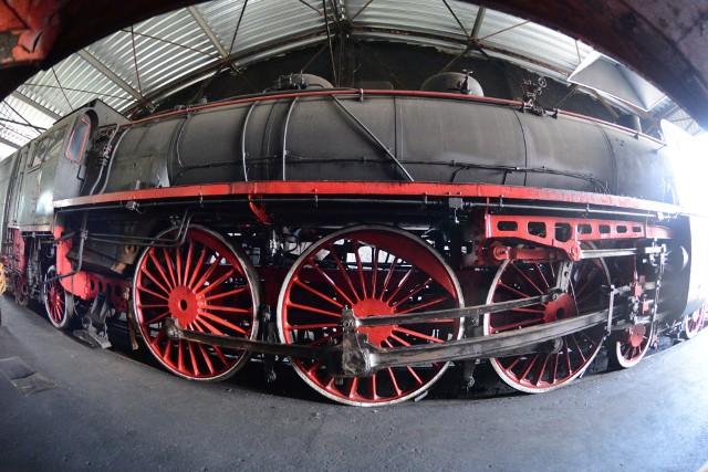 Idealnym miejscem, w którym poznamy historię kolei jest parowozownia w Wolsztynie