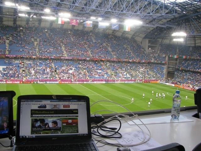 Mecz Zawisza Bydgoszcz - Ruch Chorzów (RELACJA ONLINE)