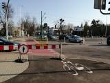 Grunwaldzka znów w remoncie - uważajcie w rejonie Grochowskiej