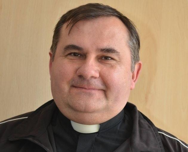Ksiądz Paweł Miziołek