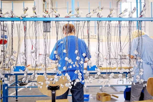 Duńska firma SKS Connecto to jedno z największych przedsiębiorstw, które mają  zakłady   w Grudziądzkim Parku Przemysłowym. Produkuje m.in. kable, przewody i  elementy automatyki