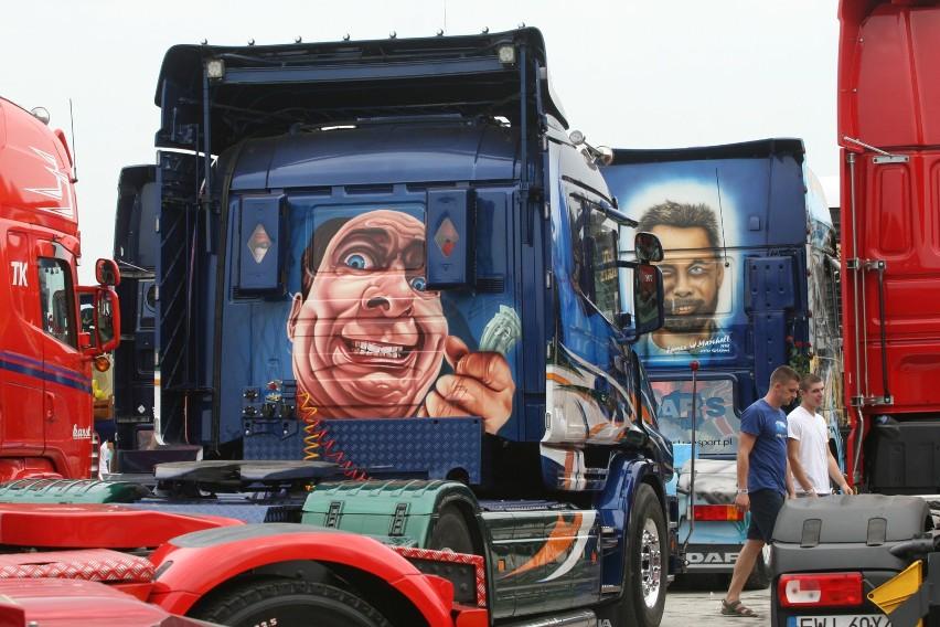 Kilkaset pojazdów, w tym najładniejsze ciężarówki niemal z całej Europy, pojawi się już w piątek na lotnisku w Polskiej Nowej Wsi pod Opolem.
