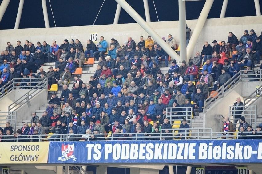 Ekstraklasa jeszcze gra i grać będzie do 21 grudnia...