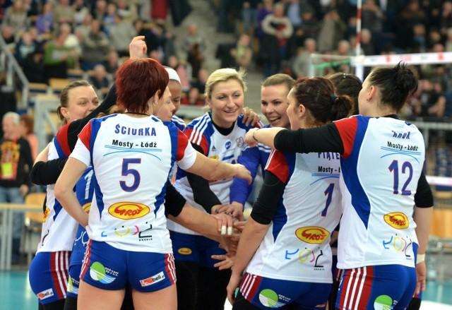 Siatkarki Budowlanych wygrały cztery ostatnie mecze.