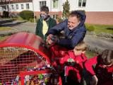 Paweł Kryszałowicz i AP Energa Gryf Słupsk pomogli DPS w Lubuczewie (zdjęcia)