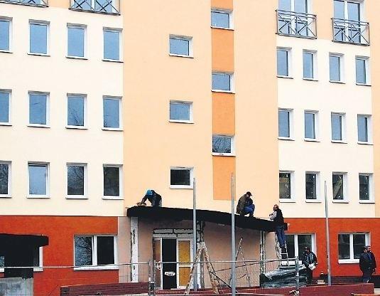 W budynku nie będzie lokali socjalnych, tylko zamienne. Remont kosztował około 3,5 mln złotych.