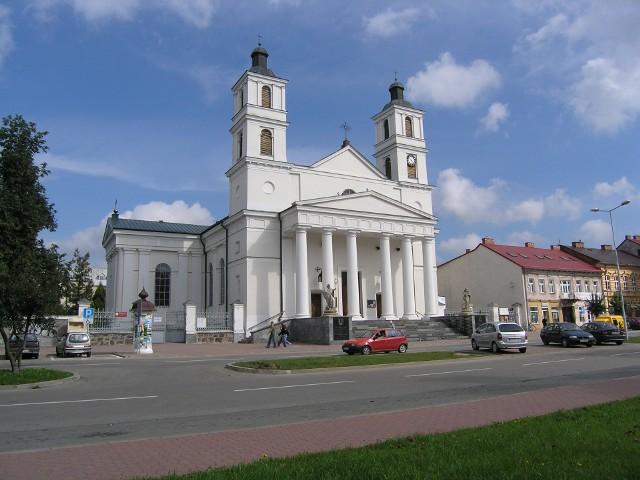 Parafia pw. św. Aleksandra jest największą w Suwałkach