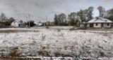 Ostrołęka. Zima w maju, 12.05.2020. Nad ranem po ulewnym deszczu spadł śnieg. Zdołaliśmy uwiecznić ten moment. Zdjęcia i wideo