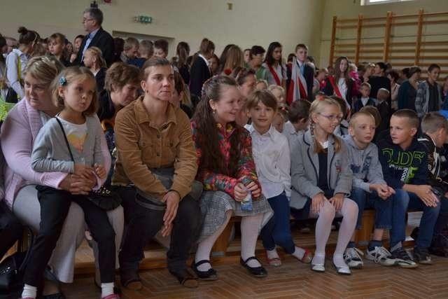 Rozpoczęcie roku szkolnego w Chrostkowie