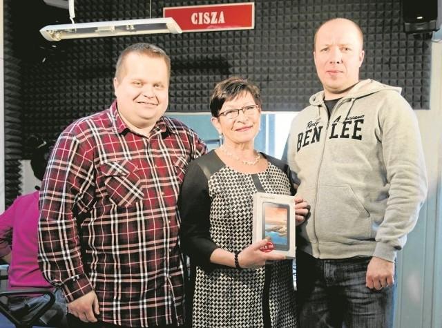 Zofia Pytel-Król wygrała tablet w plebiscycie Radia JARD