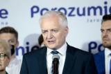 Jarosław Gowin do dymisji. Premier Morawiecki złożył wniosek o jego odwołanie
