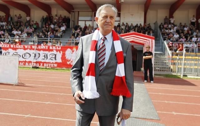 Aleksander Bentkowski, prezes Resovii, liczy, że PZPN nie wyrzuci Resovii z II ligi.