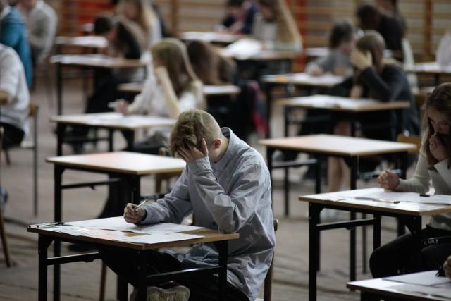 Egzamin gimnazjalny 2018. Dzisiaj część humanistyczna.