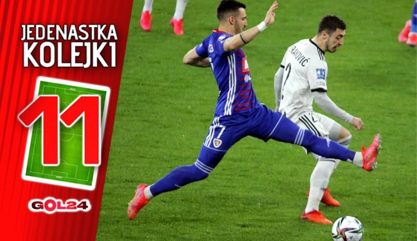 PKO Ekstraklasa. W 26. kolejce wygrały wszystkie drużyny z...