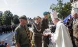 8 września odbyła się XXII Pielgrzymka Służb Mundurowych Województwa Podkarpackiego i XXII Dożynki Powiatowe w Leżajsku [ZDJĘCIA]