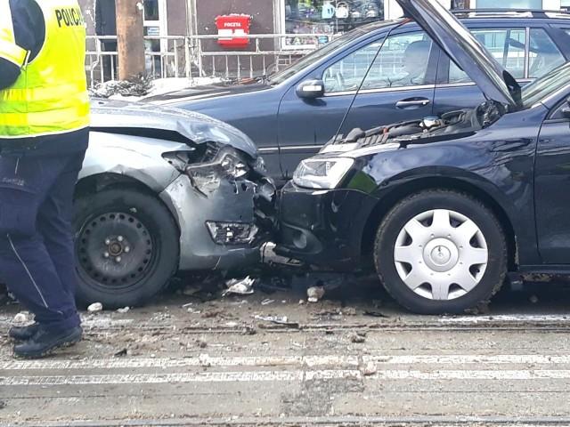 Wypadek na Traugutta