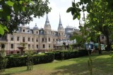 Pałac Poznańskich powoli odzyskuje blask, są pieniądze na dodatkowe prace w ogrodzie i na tarasie