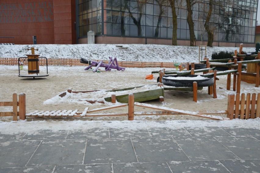 Zielona Góra, 21 stycznia 2019 rok. Wandale zniszczyli...
