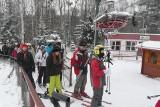 Przy takiej pogodzie narciarze ciepło wspominają Malinkę...