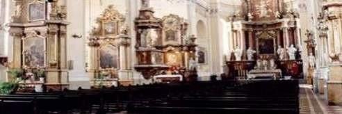 Tak wygląda wnętrze kościoła w Różanymstoku