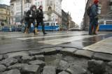 Kraków. Proponują program remontów dróg, chodników i oświetlenia w Śródmieściu