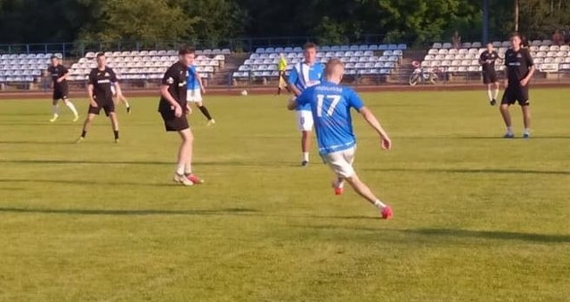 Moravia Morawica w środowym meczu kontrolnym pokonała Orlęta Kielce 5:1.