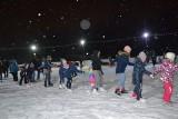 Ice Party na mysłowickim lodowisku w Parku Słupna