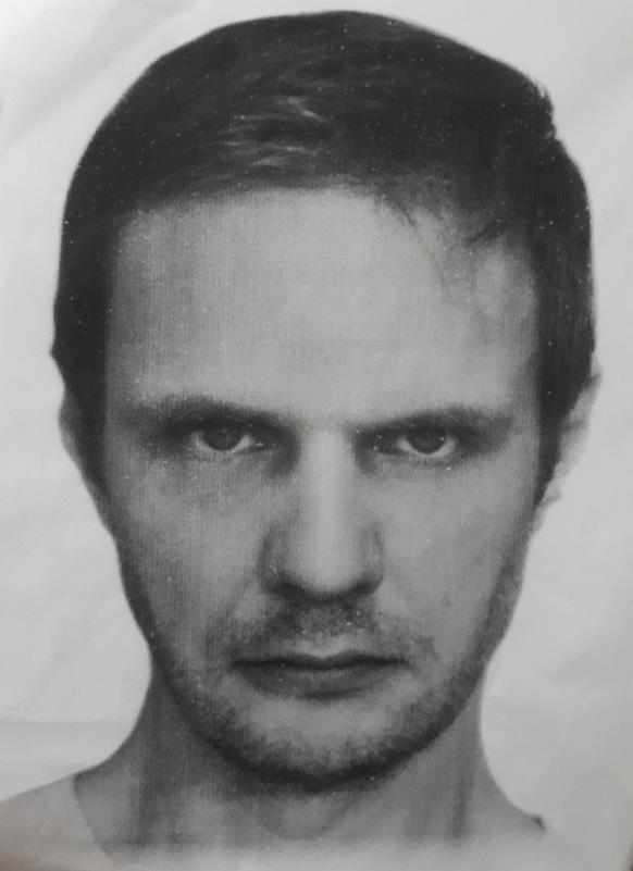 Poszukiwany 46-letni Marek Cieślak.