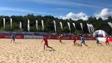 KP Rapid Lublin zajął dziewiąte miejsce w młodziezowych mistrzostwach Polski w beach soccerze