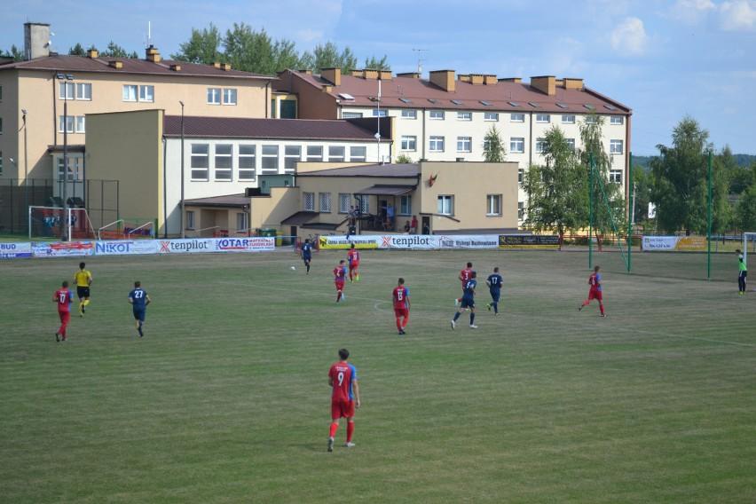 KS II Wasilków - Piłkawka Białystok 7:0